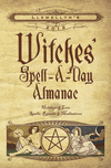 Llewellyn's 2018 Witches' Spell-A-Day Almanac