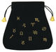 Astrological Velvet Tarot Bag
