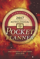 Llewellyn's 2017 Astrological Pocket Planner