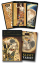 Golden Tarot of Klimt Mini Deck